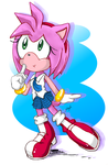 Thoughtful Amy by S-concept