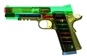 1911 X - ray by Sgt-Finster