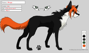 :Wolves: Mango ref: by Patsuko