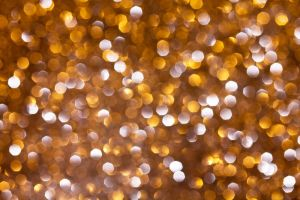 Gold Bokeh by Lady-Ro