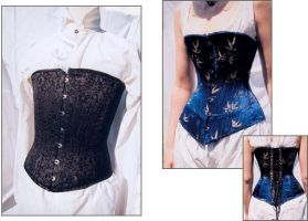 Corsetry work by Anachronaut