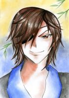 Date Masamune by Persefone999