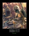 Boba Fett at Cloud City by Onikage108