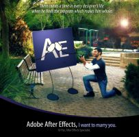 After Effects, I Love You by Feediop