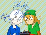 Happy birthday Mgx0!! by Inesus-chan