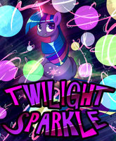 Twilight Sparkle by sbshouseofpancakes