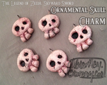 Skyward Sword Ornamental Skull Charms by MattiasMay