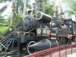 Jules Verne Train at USF by EUAN-THE-ECHIDHOG