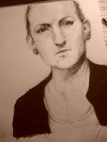 Chester Bennington by 2forUIforme