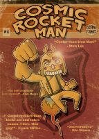 Cosmic Rocket Man by cool-slayer