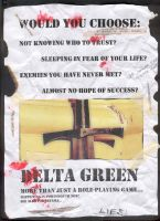 Call of Cthulhu: Delta Green by ErebusRed