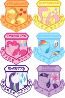 Patch Designs by BronyBear1