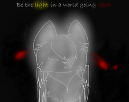 Be The Light by HawkstarR5