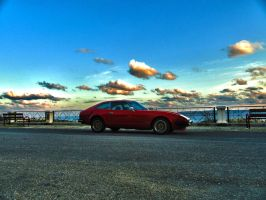 1979 Datsun 280ZX side view by ryn004