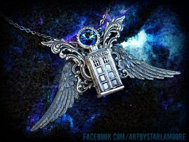 Dr. Who Auction! by ArtByStarlaMoore
