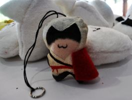 Ezio Mini Plush Keychain by Lexiipantz