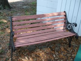 Bench 1 by LittleRebel-Stock