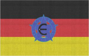 Constitutional Republic of East Germany by Van-Dunkelschreiber