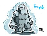 Frigid by SuperArtNerdJ