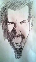 Oh Serj.... how i love thee by kas107