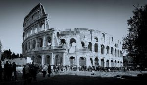Colosseum by alamic-marius