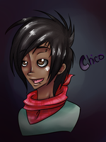 chico by MidnightxMoon