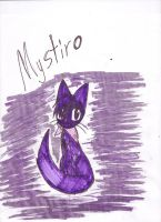 Mystiro the Cat by cheshire-cat-tamer