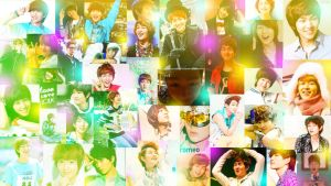 Onew Collage by Xinahs