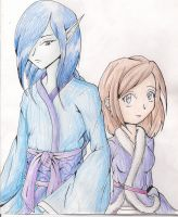 The odd pair by 4Wendy