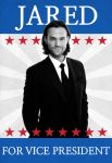 Jared for Vice President by T-Luminareth