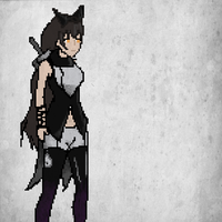 Blake Belladonna by The-Other-User
