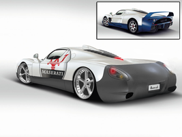 Maserati MC12 v1.0 by caingoe