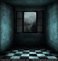 Premade BG Room with window 0.2 by E-DinaPhotoArt