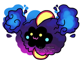 [Merch] Cosmog Charm Preview