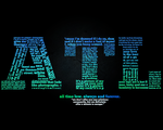 All Time Low Typography by Jacky-Jules