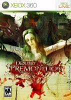 Deadly Premonition Cover Redesign ver1 by whitneyc