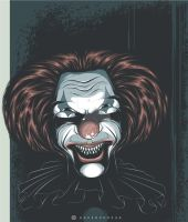 Wicked Clown by Daver2002ua