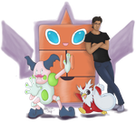 Markitrainer wants to battle! by Nagem1891