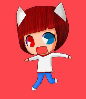 Chibi Nadia by MMD1lover1