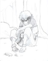 Day Off: Kiba by ms-bea