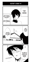 Candle Days 01 - 002 Secret Hobby #1 by froznkamui