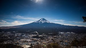 Fuji-san oversite by Felon-Monk