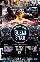 PSD Guelo Star Flyer Template by retinathemes