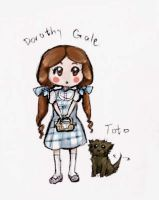 Dorothy Gale by Kikane