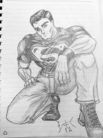 Superboy by wulongti