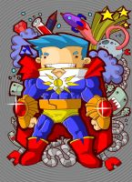 LITTLE KAPITAN BANDILA by WOLVERINE76