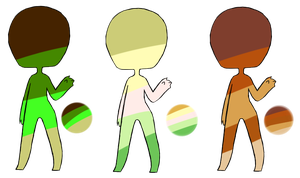 Pallet Adopts: Earth Tones - CLOSED by teaunicorn
