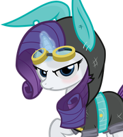 Rarity -Dangerous mission outfit- by Godoffury