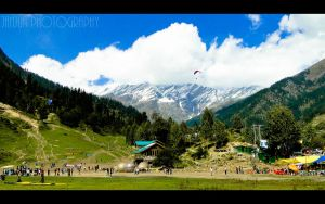Solang Valley by Janjua