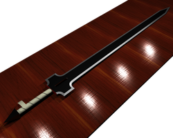 Sword of Marcelis by Final-23
